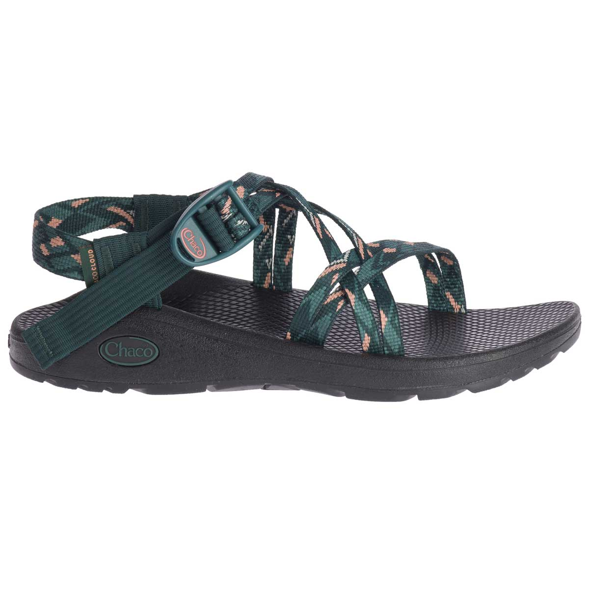 Chaco Z/Cloud X Women's Sandal in Warren Pine