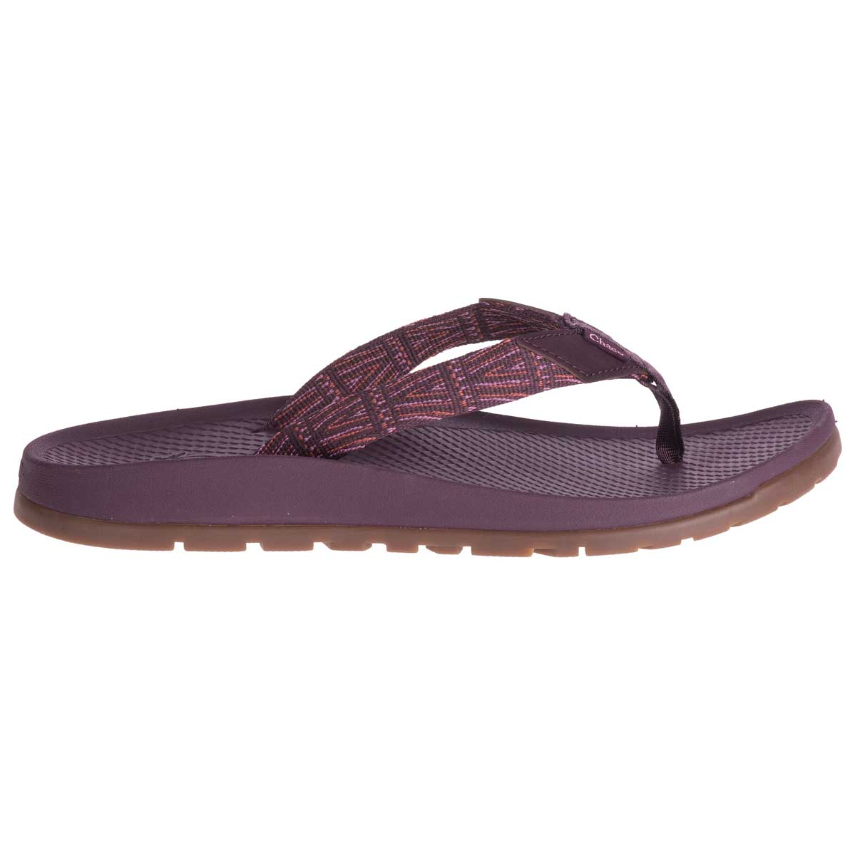 Chaco Lowdown Women's Flip Flop in Wayway Fig