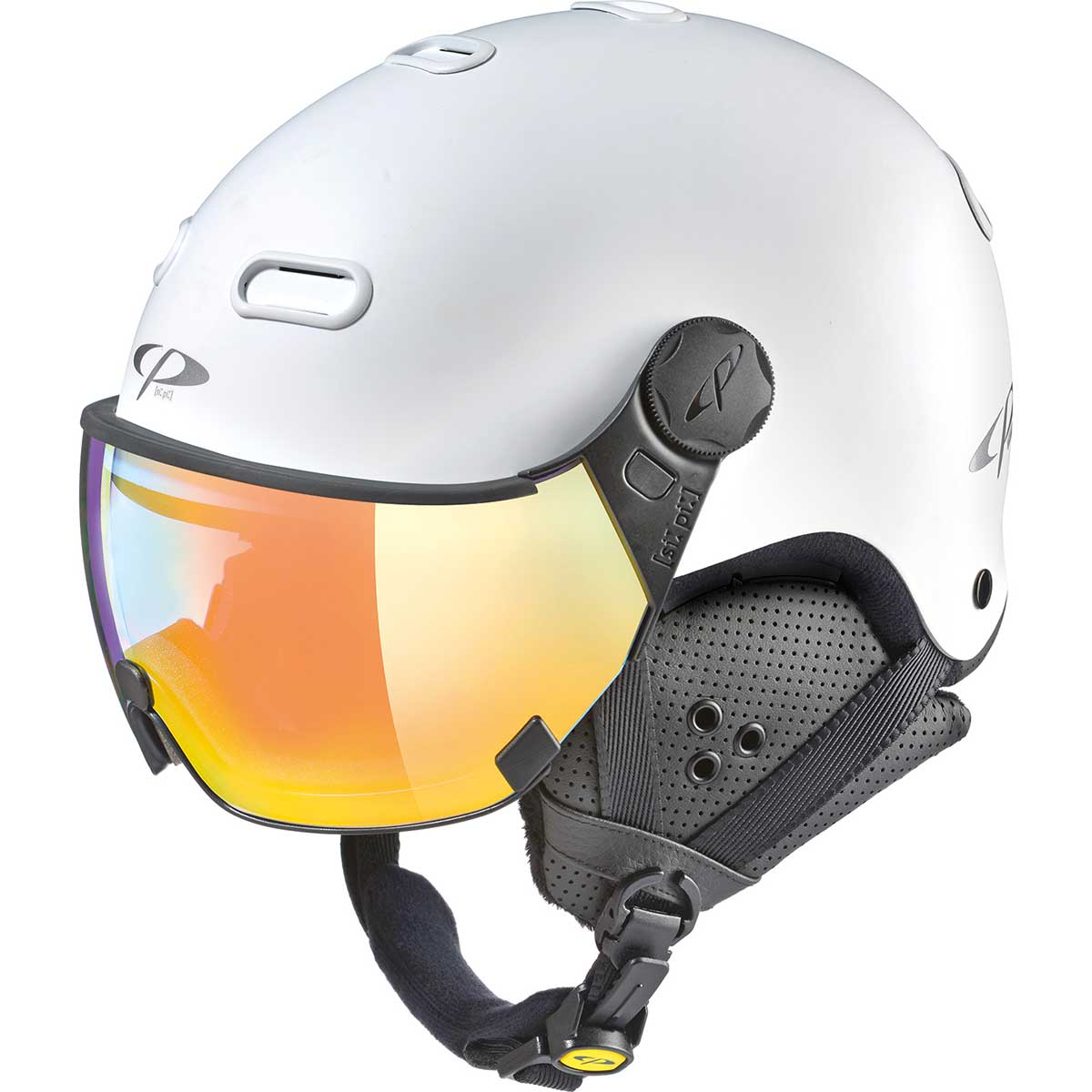 CP Carachillo Helmet in Vario Multicolor Mirror