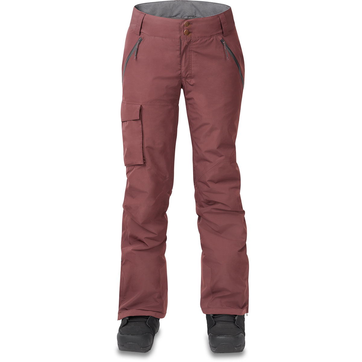 Dakine Remington Pant in Rust Brown