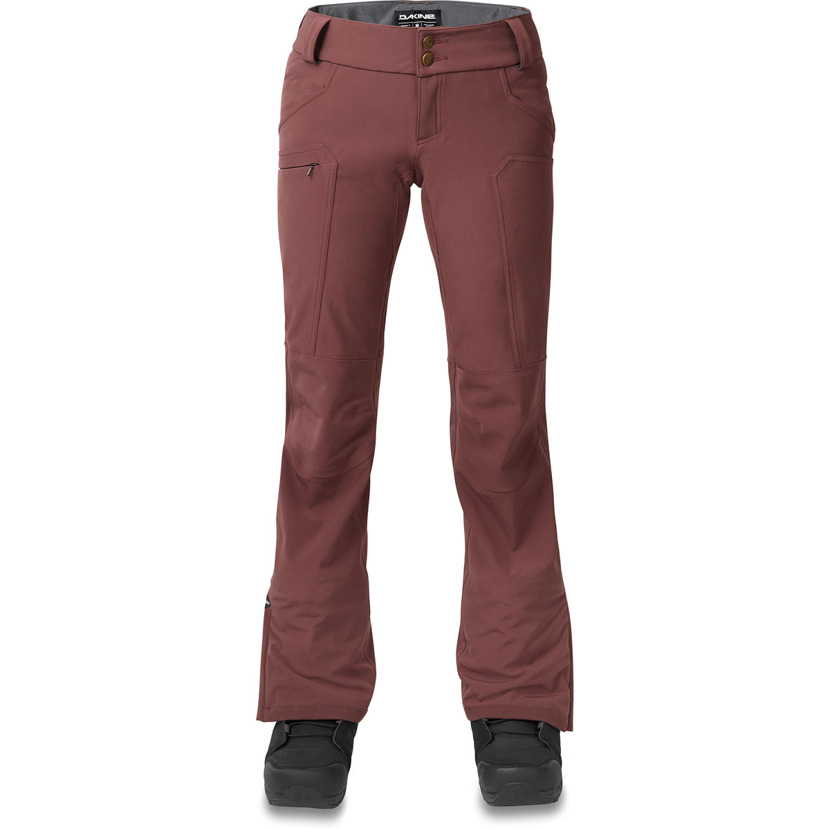 Dakine Inverness Pant in Rust Brown