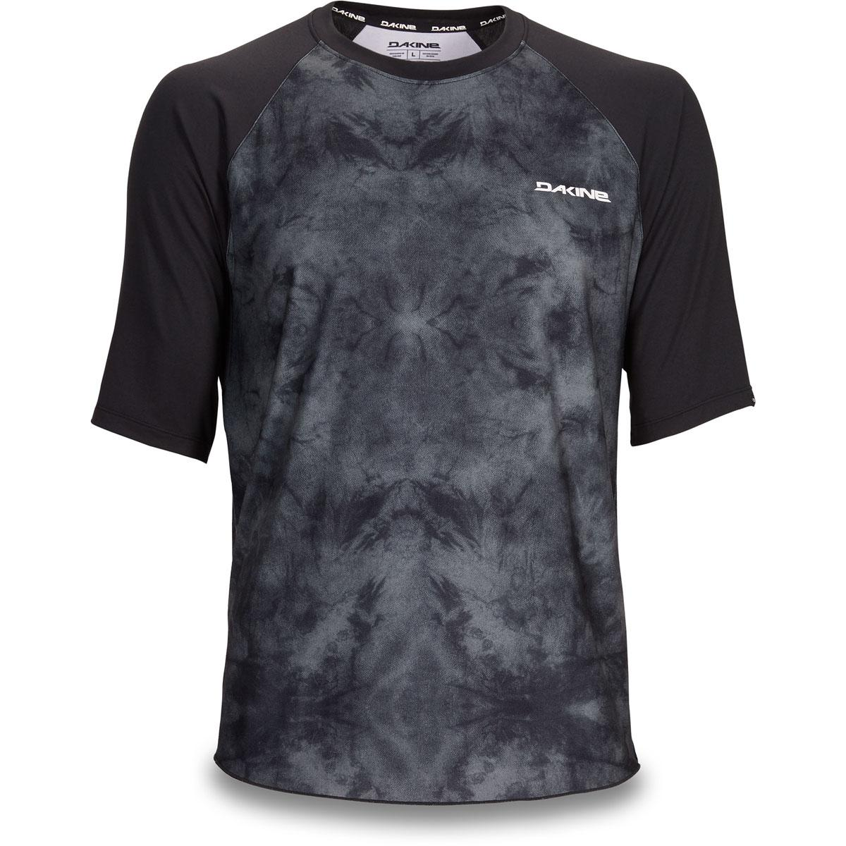 Dakine Dropout Jersey in Black Haze