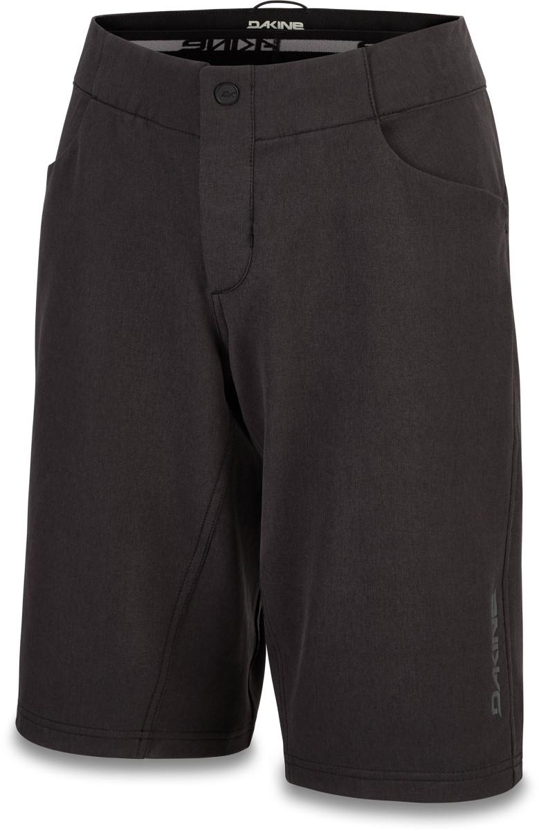 Dakine women's Faye 13in Short with Liner in Black