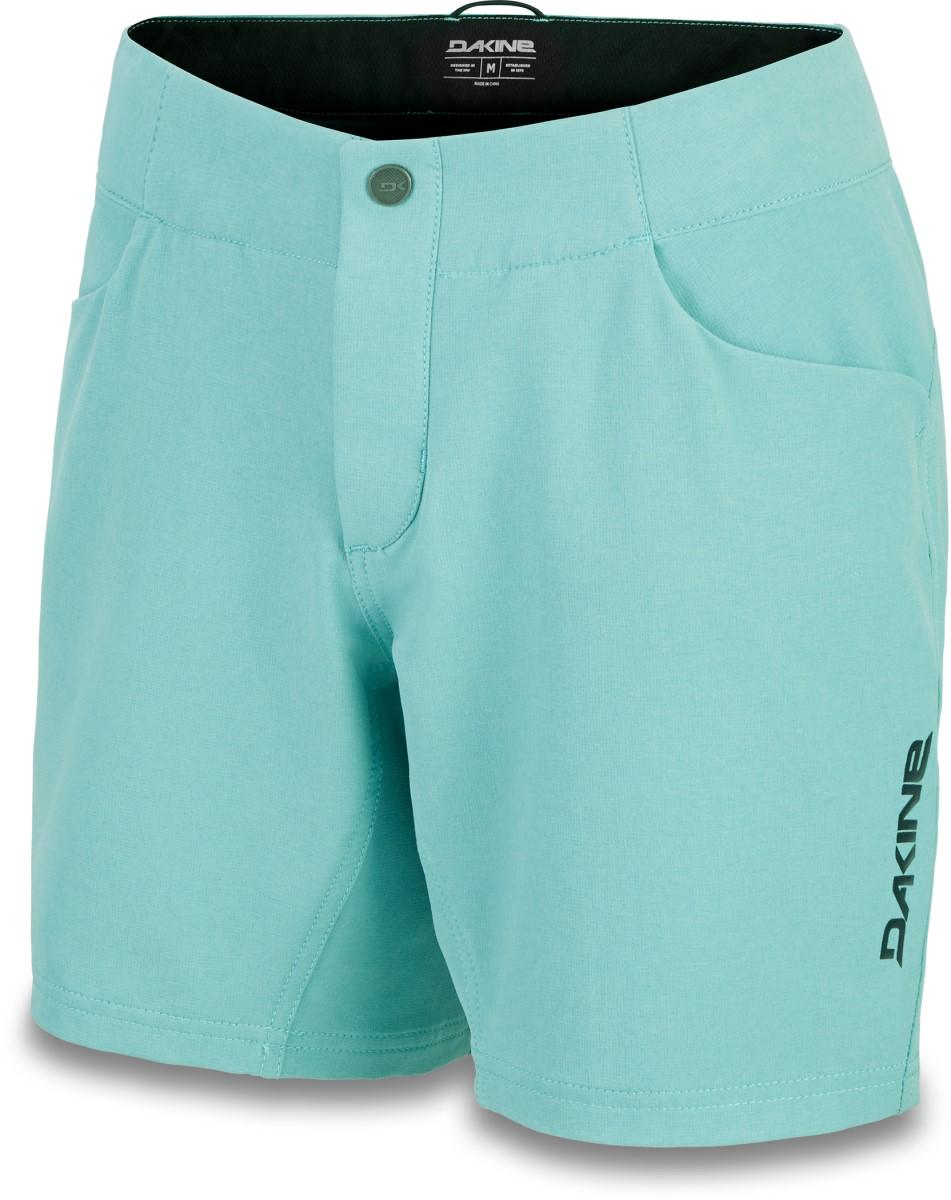 Dakine women's Faye 7in Short in Nile Blue