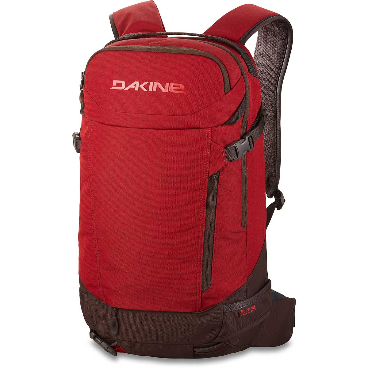 Dakine Heli Pro 24L Backpack in Deep Red