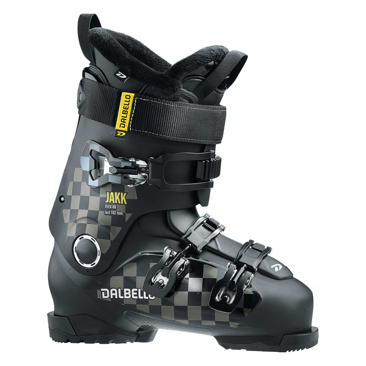 Dalbello Jakk Ski Boot in Black and Black