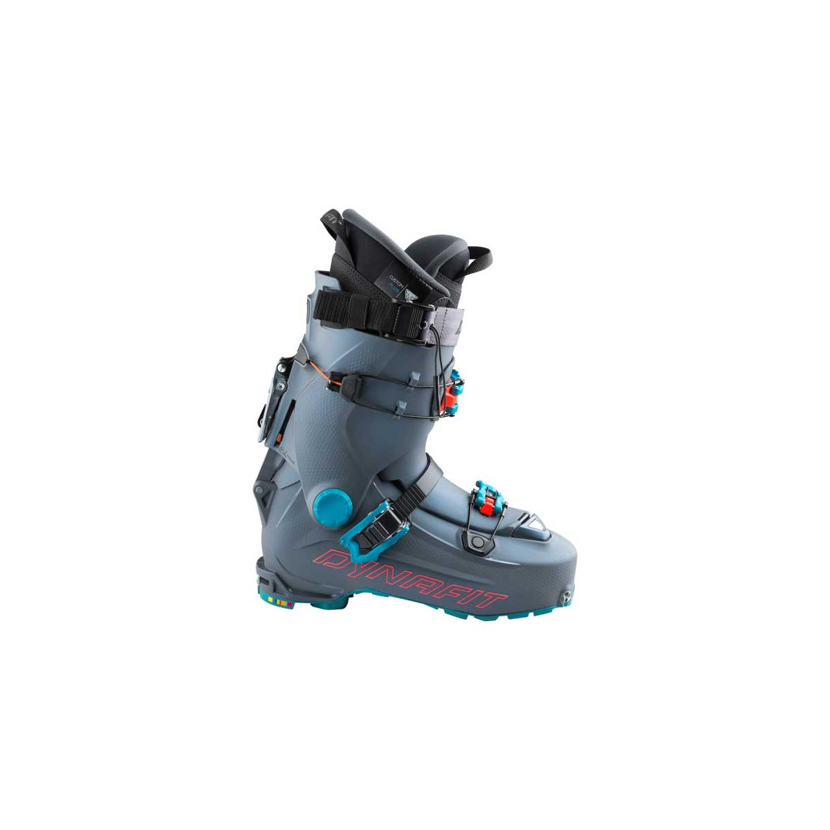 Dynafit Women's Hoji Pro Tour Boot in Asphalt