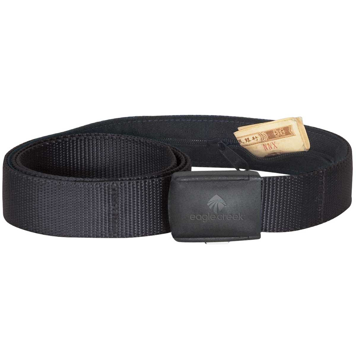 Eagle Creek All Terrain Money Belt in Black