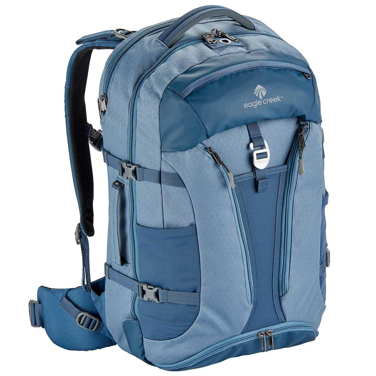 Eagle Creek Global Companion 40L Backpack in Smokey Blue
