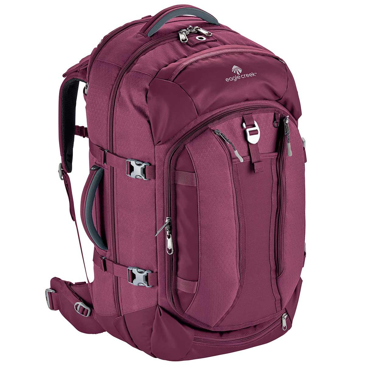 Eagle Creek Global Companion 65L Women's Backpack in Concord
