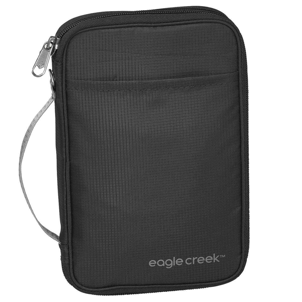 Eagle Creek RFID Travel Zip Organizer in Black