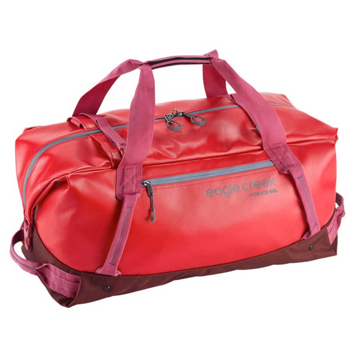 Eagle Creek Migrate 60L Duffel in Coral Sunset