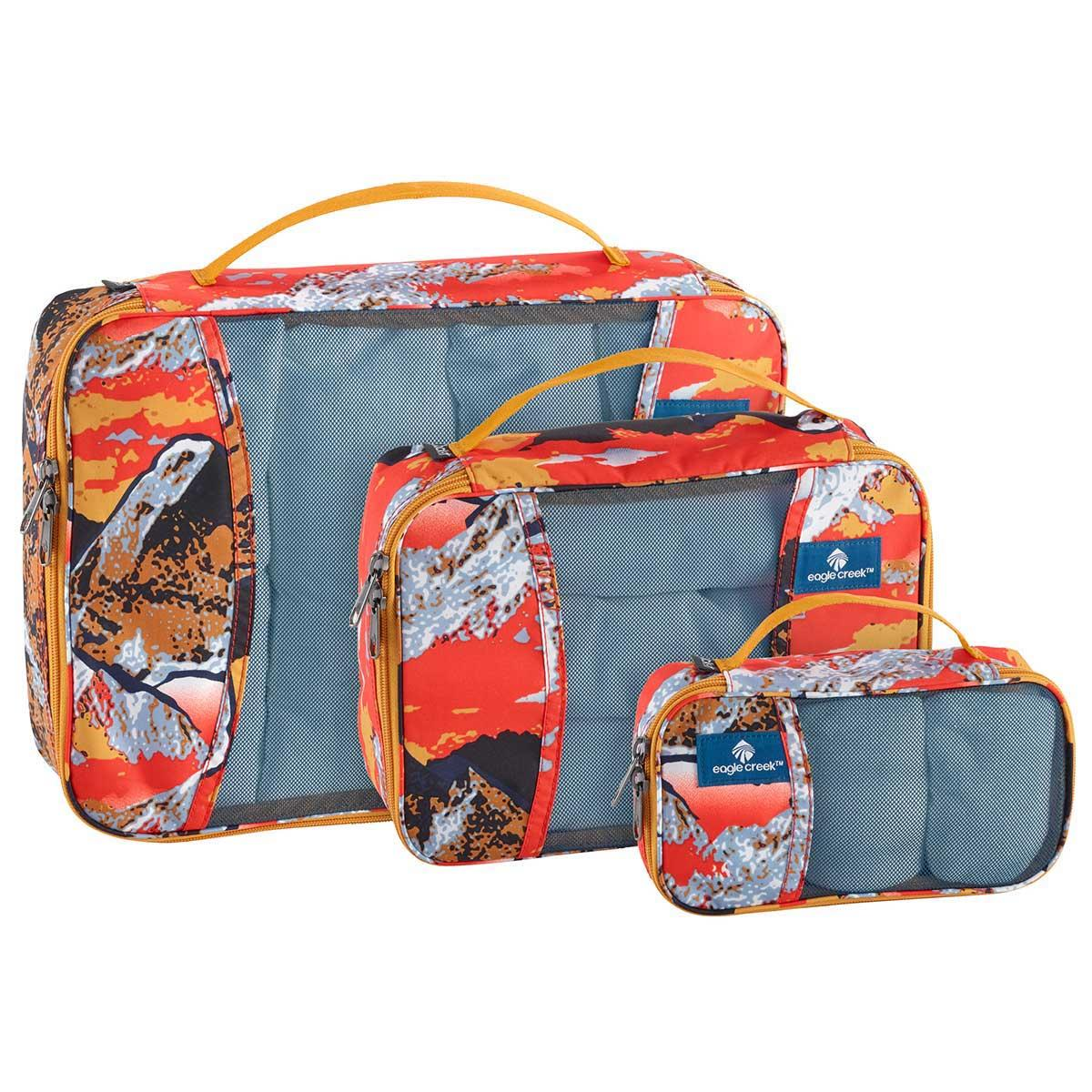 Eagle Creek Pack-It Original Cube Set XS/S/M - Sueno Andes Edition in Suenos Andes