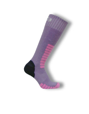 Eurosock Kids' Ski Supreme Jr Socks in Lilac