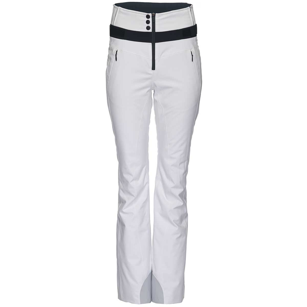 Bogner Fire+Ice Borja women's ski pant in off white