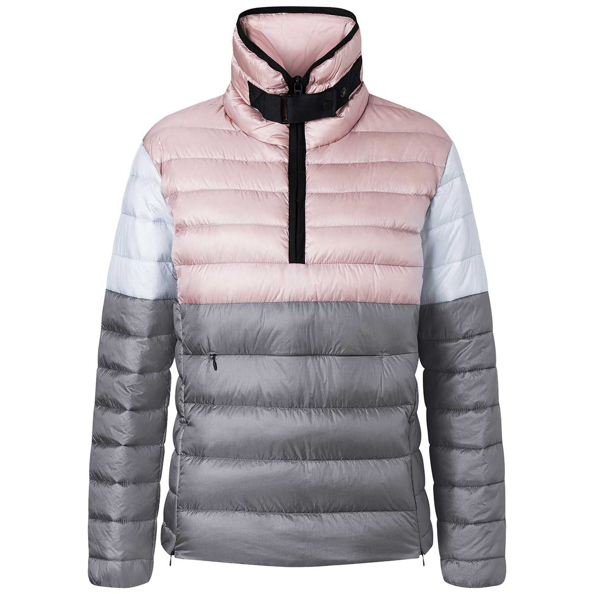 Bogner Fire+Ice Juli-D women's jacket in dusty rose and grey