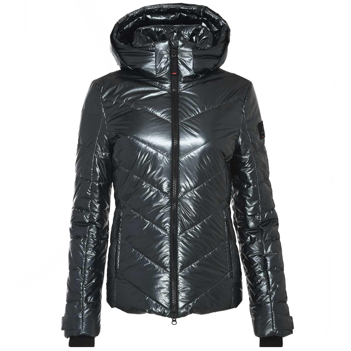 Bogner Fire+Ice Sassy2 women's jacket in dark grey