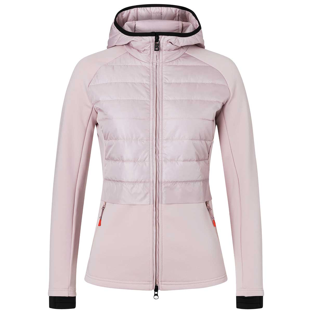 Bogner Fire+Ice Rikka women's jacket in dusty rose