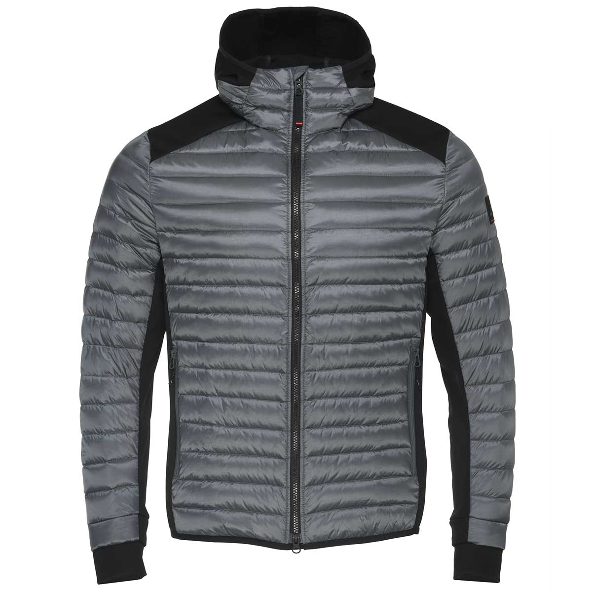 Bogner Fire+Ice Magnus-D men's ski jacket in dark grey