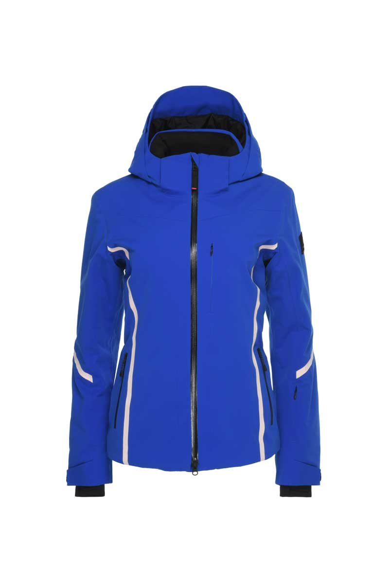 Bogner Fire+Ice Women's Maxime-T Jacket in Electric Blue