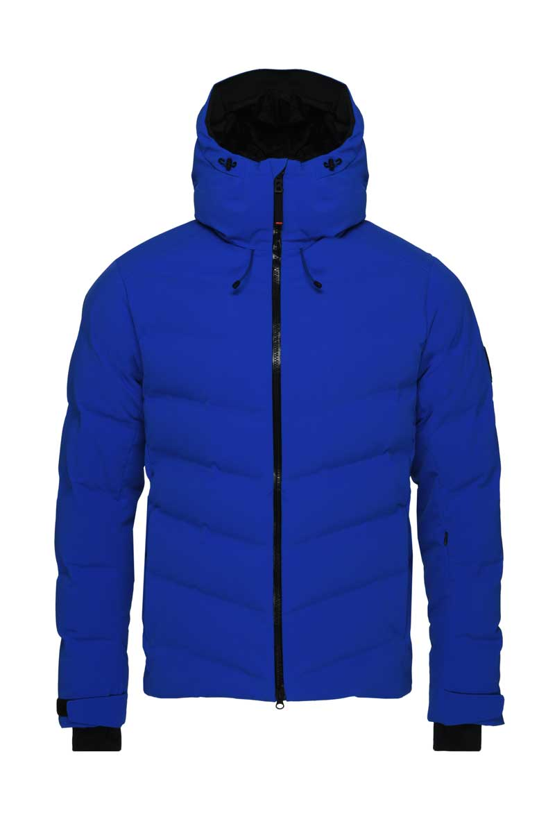 Bogner Fire+Ice Men's Remo Jacket in Electric Blue