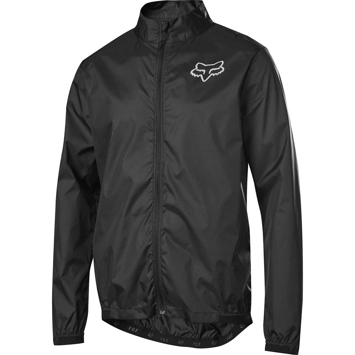Fox men's Defend Wind Jacket in Black
