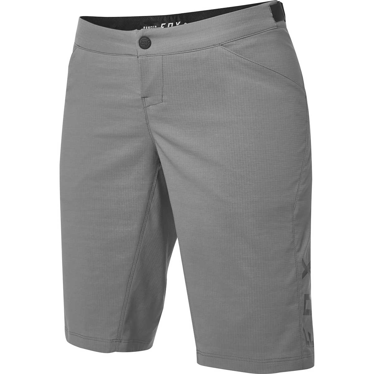 Fox women's Ranger Short in Pewter