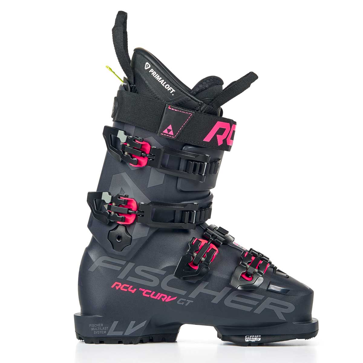 Fischer RC4 The Curv GT 95 Women's Vacuum Walk Boot in Black
