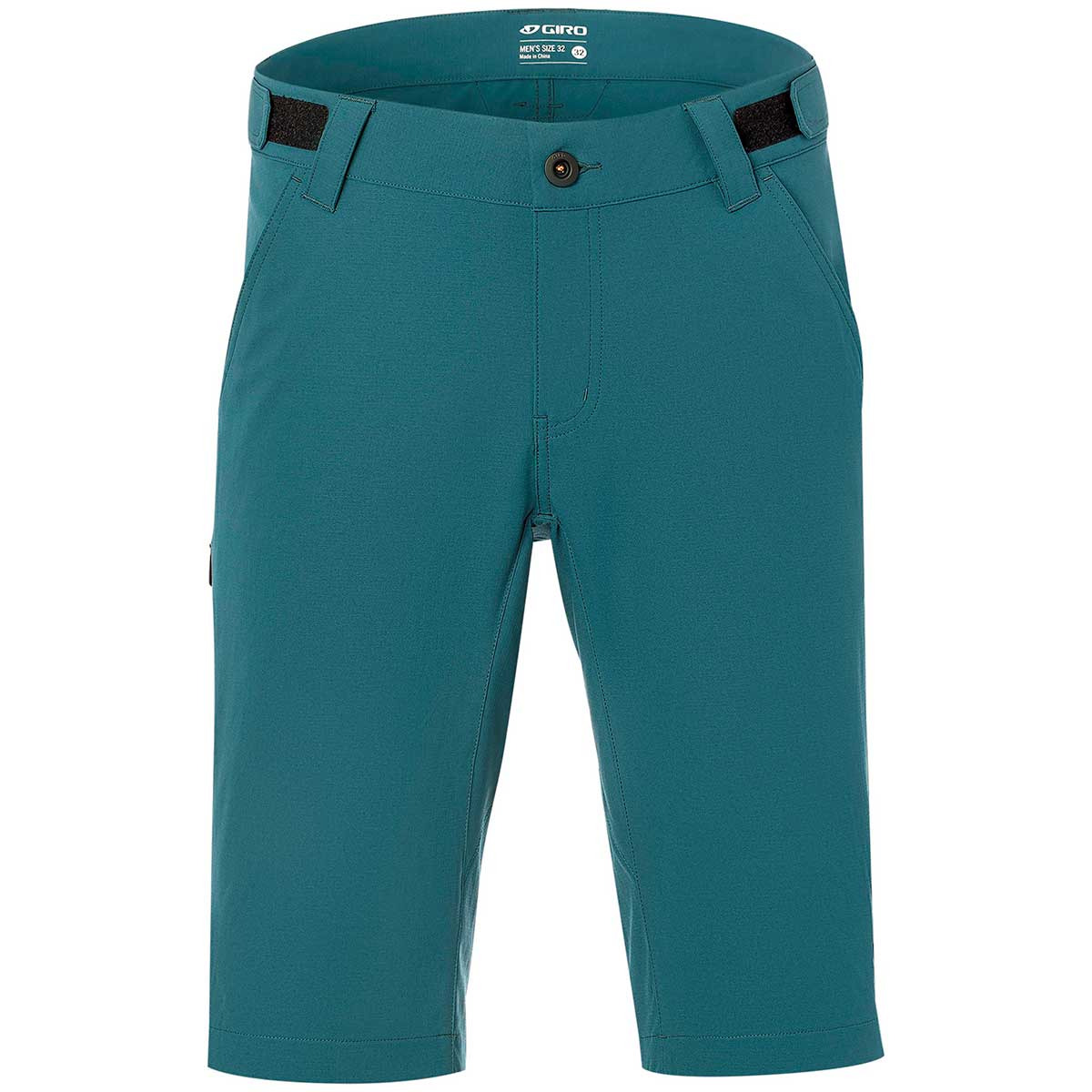 Giro men's Arc Short in True Spruce front view