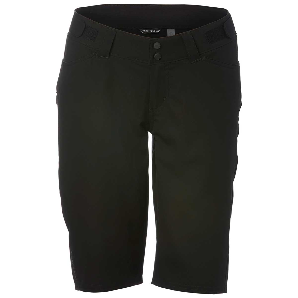 Giro women's Arc Short with Liner in Black liner view
