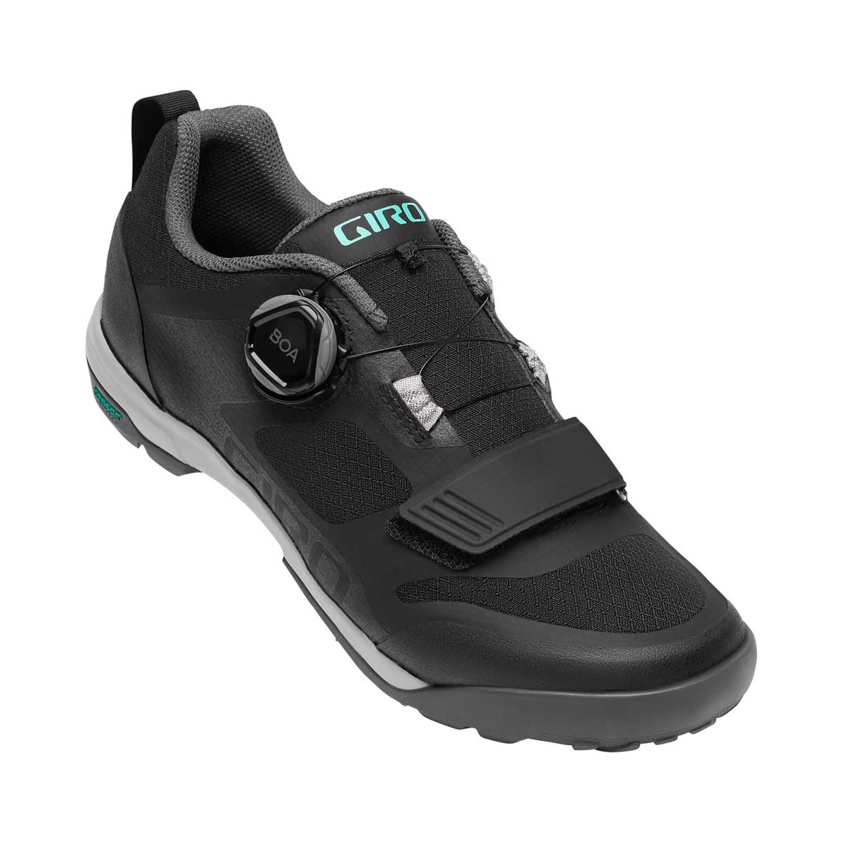 Giro women's Ventana MTB Shoe in Black main view