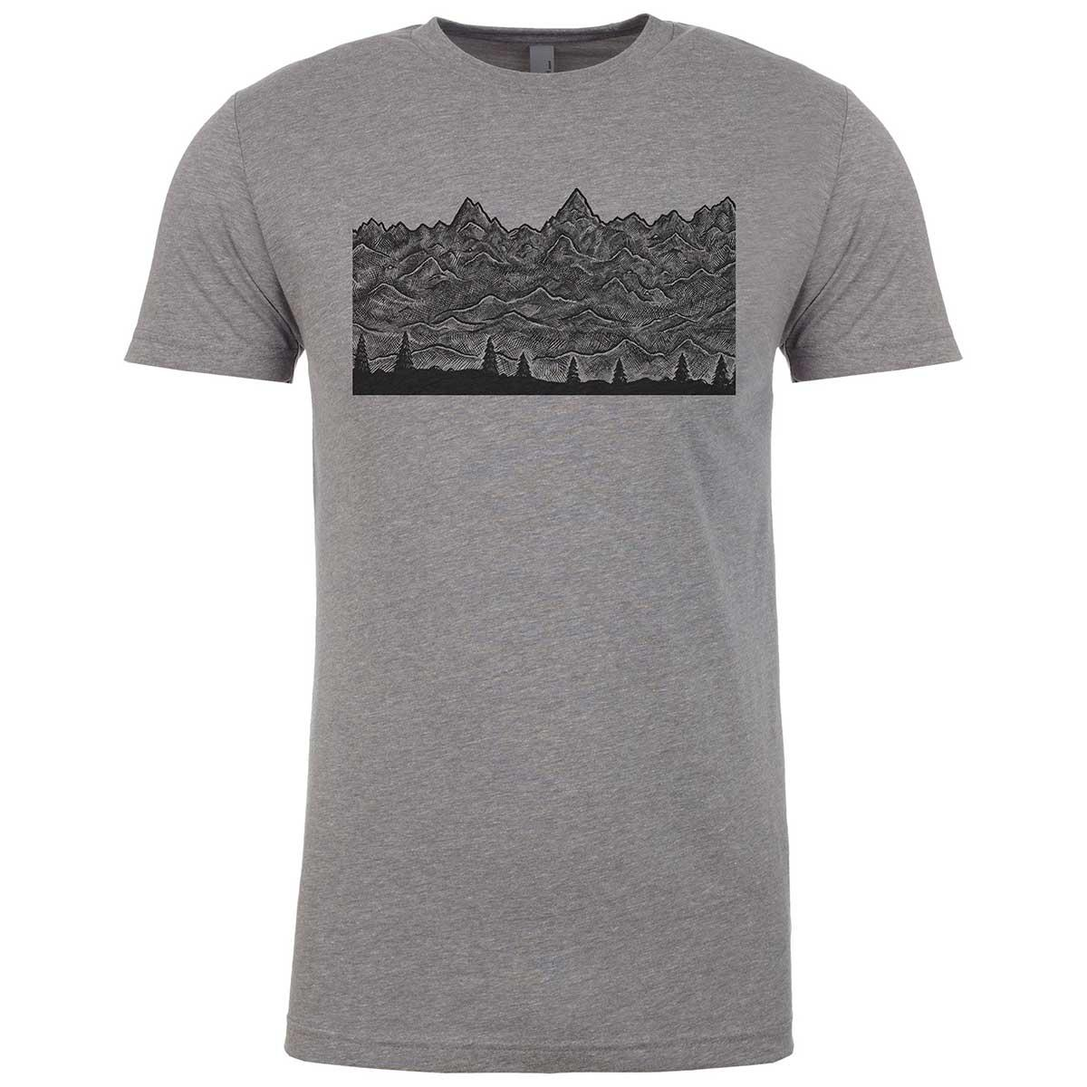 Giro men's Tech Tee in EWS front view