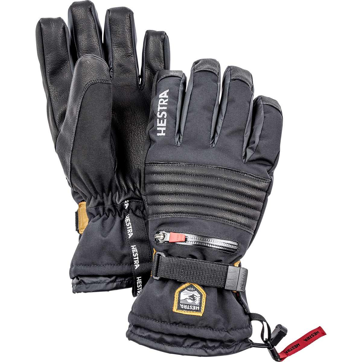 Hestra All Mountain CZone Glove in black