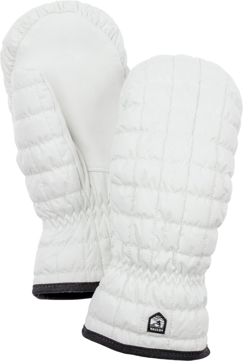 Hestra Moon Light Mitt in white