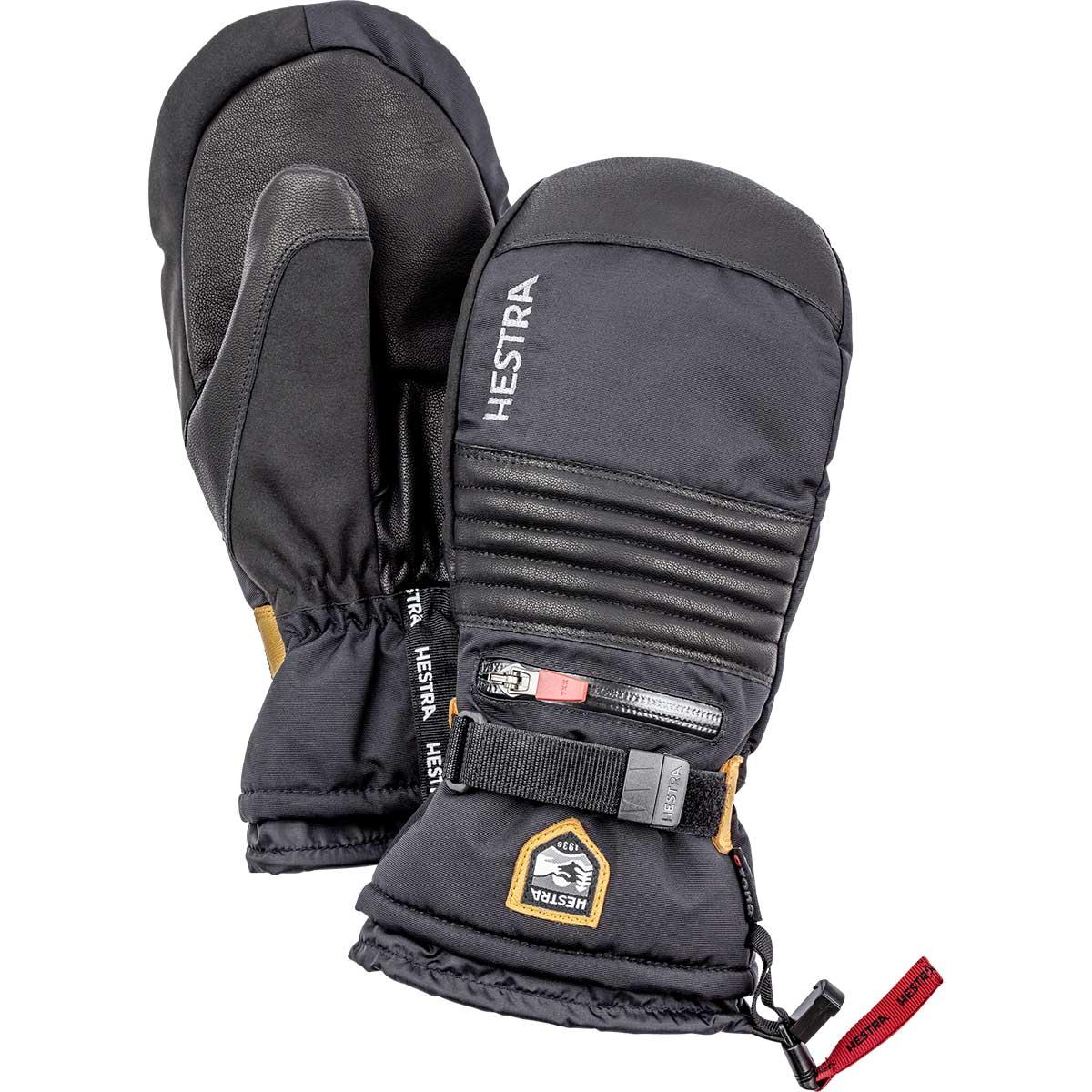 Hestra All Mountain CZone Mitt in black