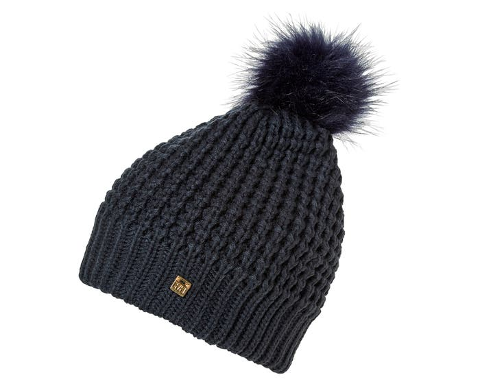 Helly Hansen Snowfall hat in Navy