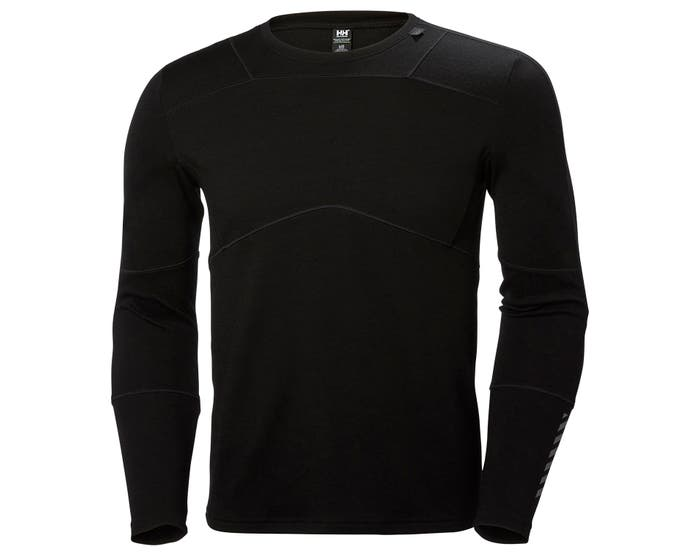 Helly Hansen LIFA crew in Black