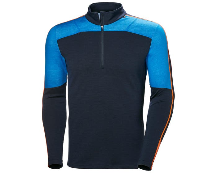 Helly Hansen Lifa top in Blue