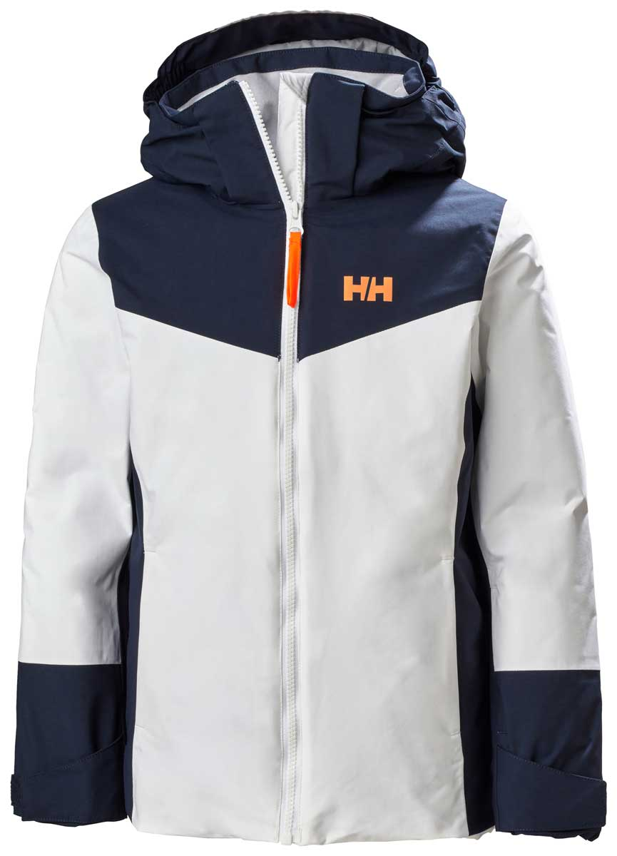Helly Hansen Girls' Divine jacket in White