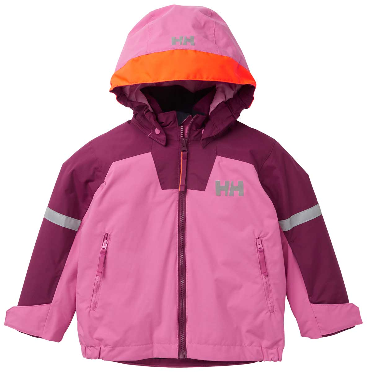 Helly Hansen Kids' Legend Insulated Jacket in Ibis Rose