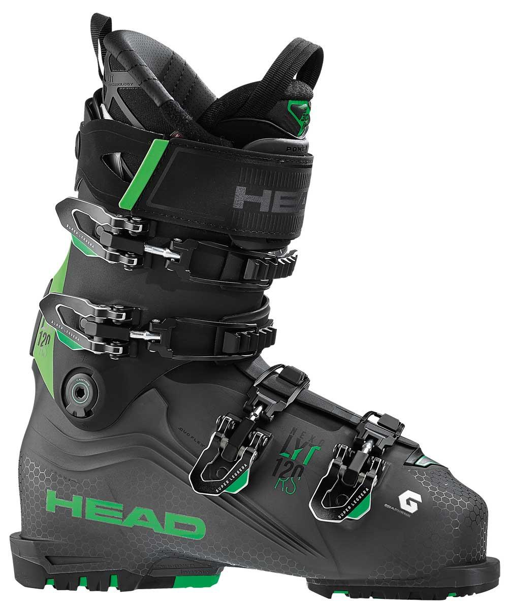 Nexo LYT 120 RS Boot in Anthracite and Green