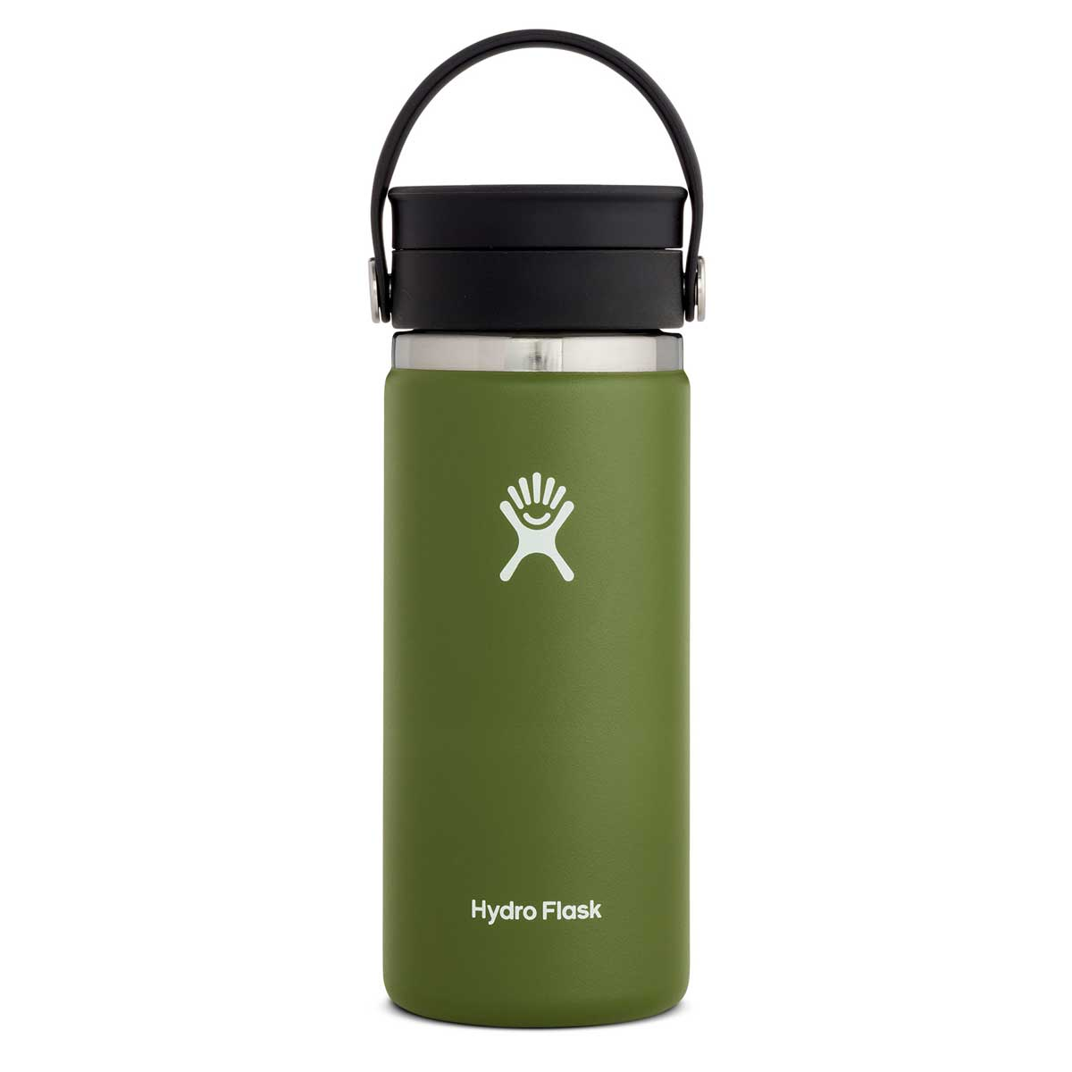 Hydro Flask Wide Mouth Bottle with Flex Sip Lid - 16oz