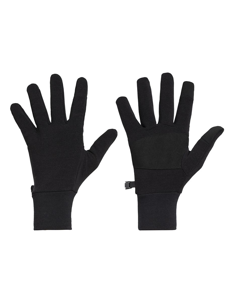Icebreaker Sierra Gloves in Black