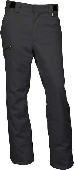 Karbon Men's Alpha Trim Fit Pant in Black