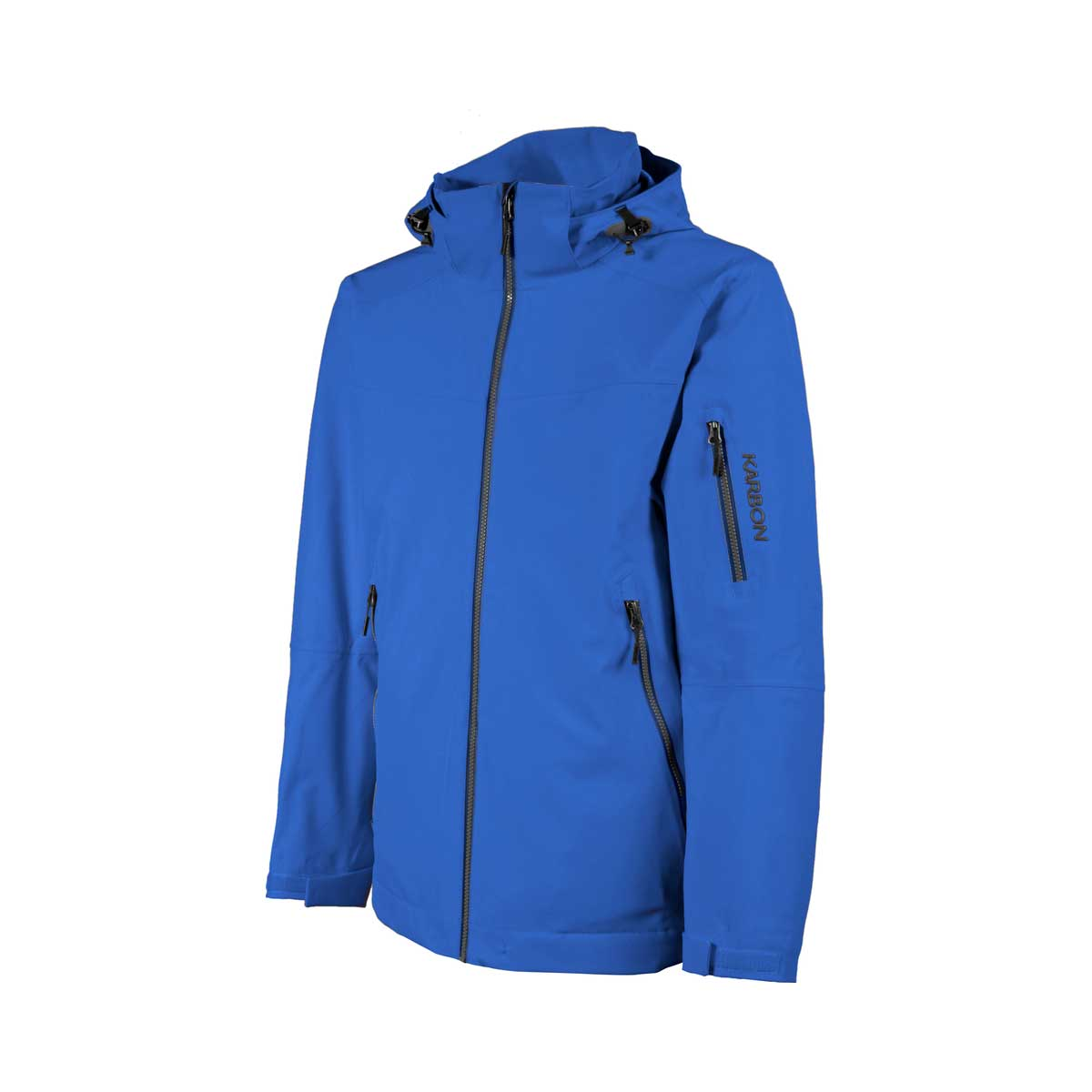 Karbon Men's McKinley Jacket in Blue