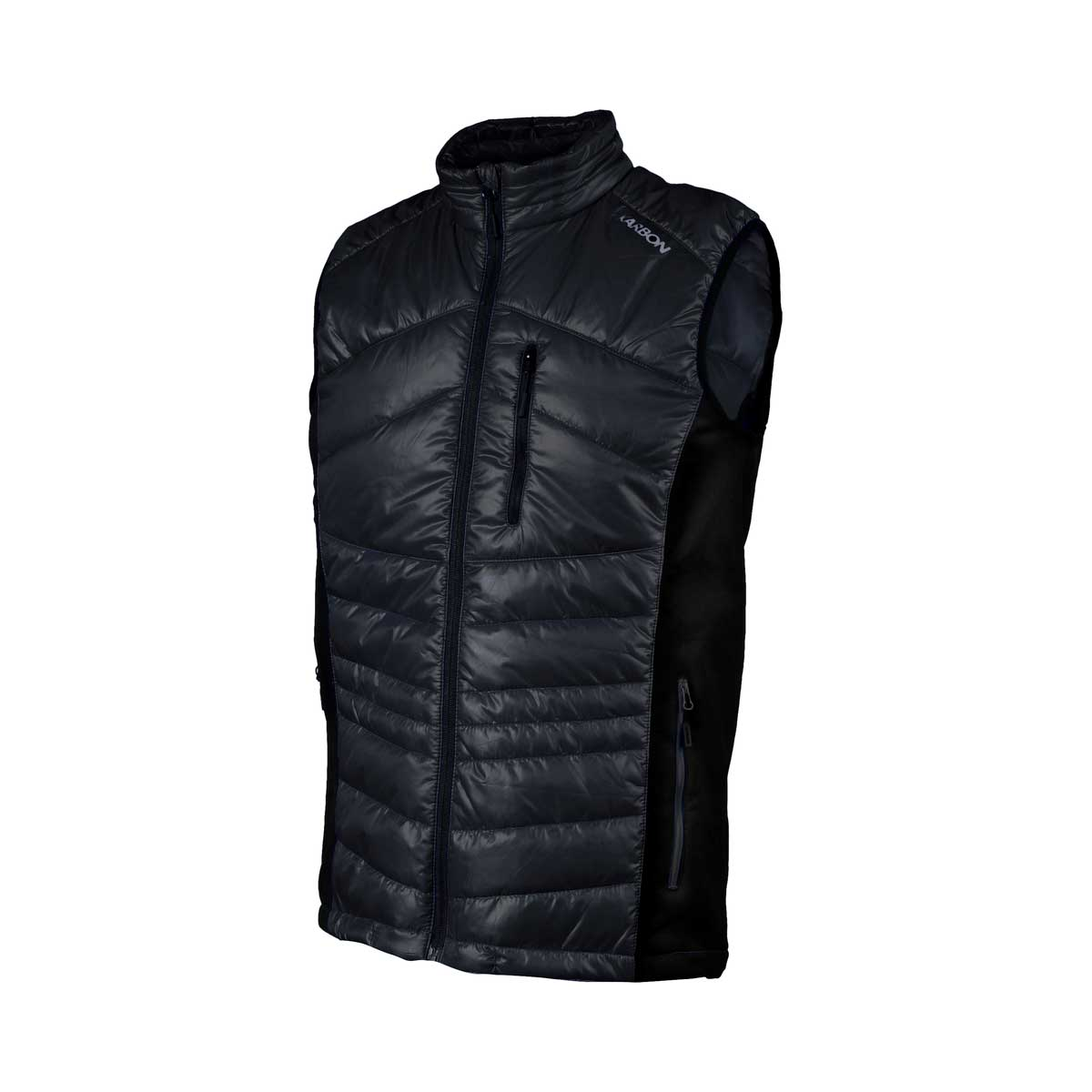 Karbon Men's Spartan Vest in Black