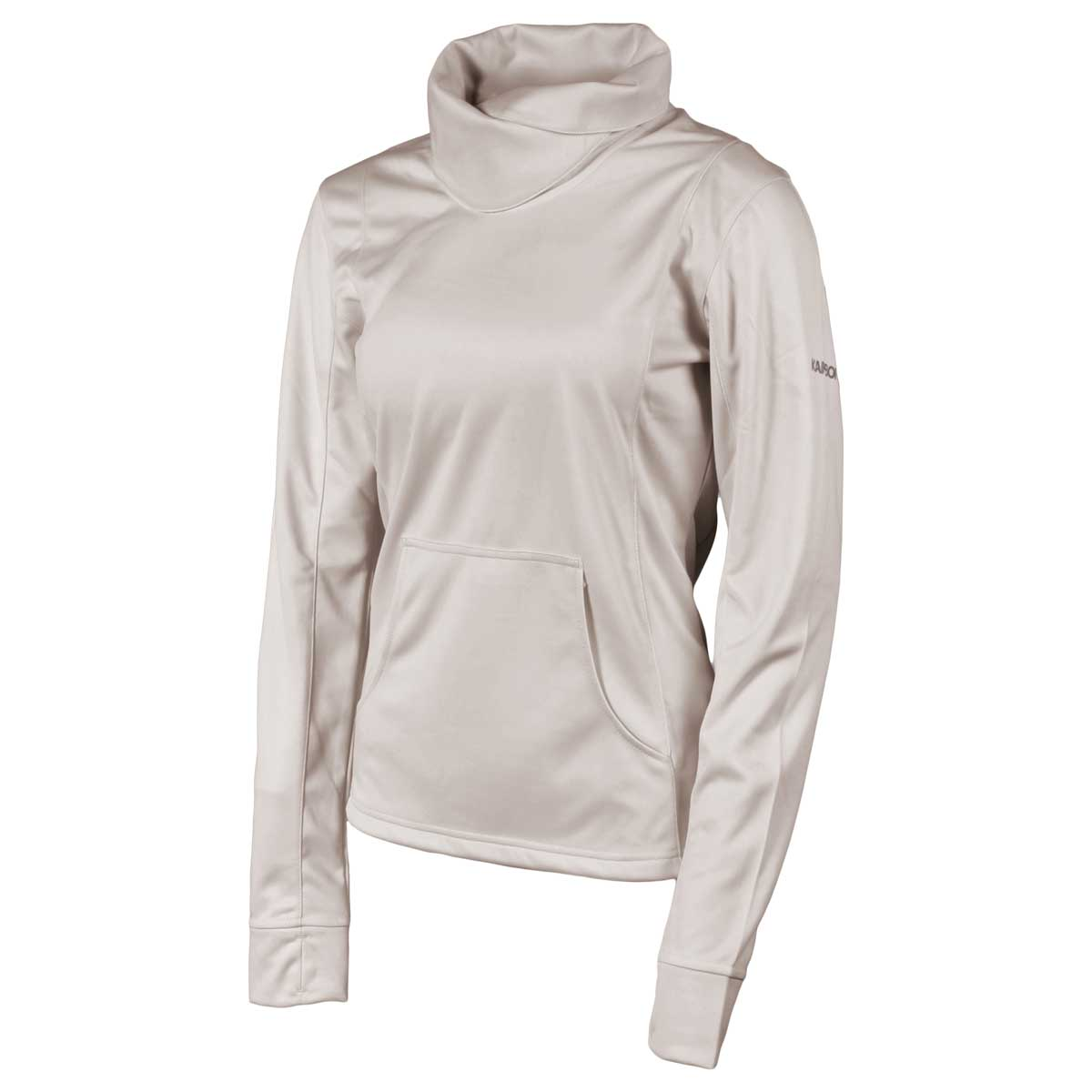 Karbon Women's Moon Pullover in Champagne
