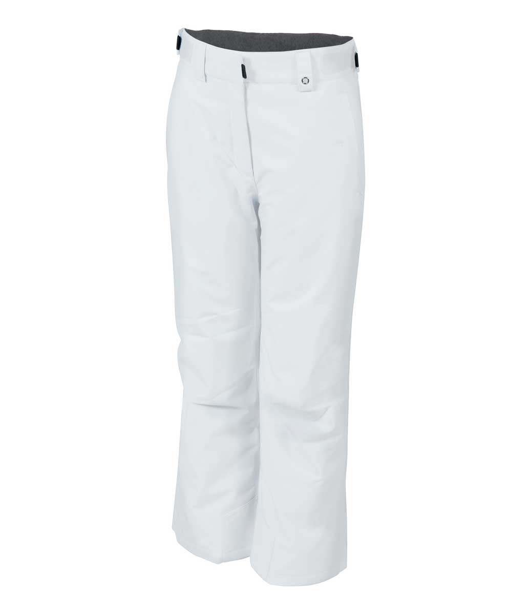 Karbon Girls' Halo Pant in Arctic White