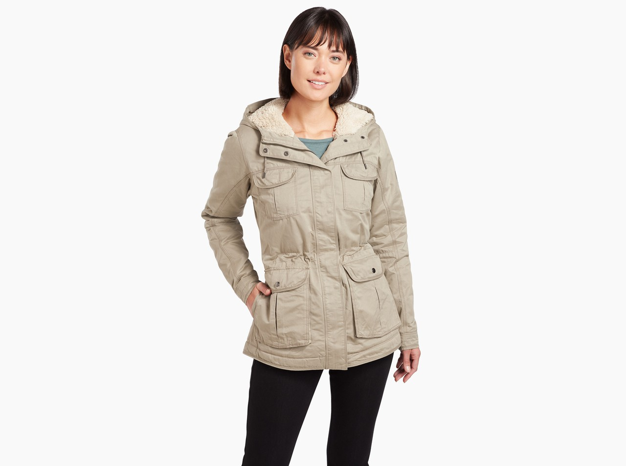 Kuhl Luna Jacket in Khaki