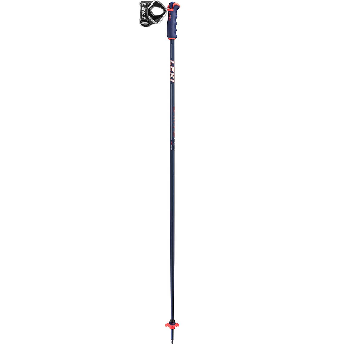 Leki Spitfire S ski pole in blue